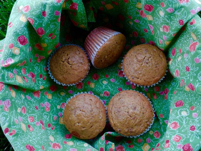 Jumbo Bran Muffins