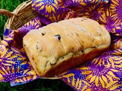 Breakfast Swirl Bread