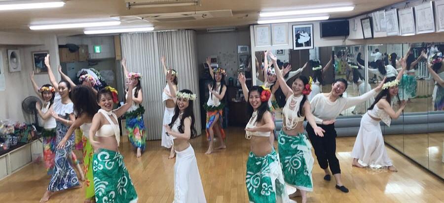梅田火曜&土曜クラス ミニ発表会