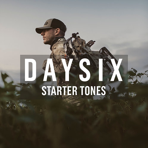 DAYSIX Starter Tones