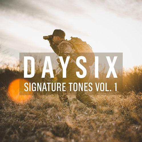 DAYSIX Signature Tones Vol. 1 Presets