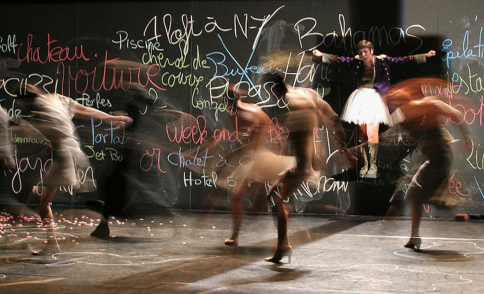 Festivals 2004, 2005 - Atelier Pallagès
