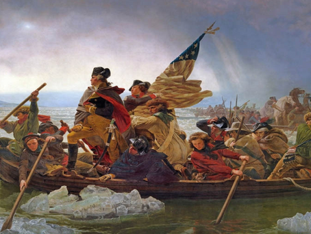 George Washington & Presidents Day