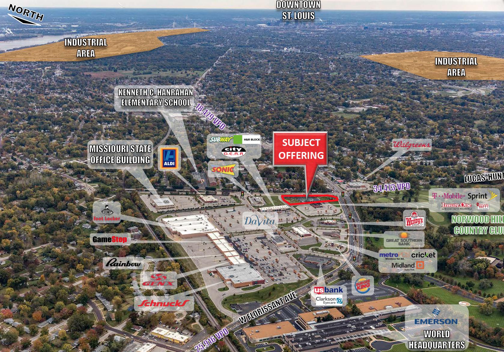 Millcreek Commercial | PNC Bank St  Louis