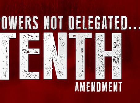 10th Amendment and Federalism