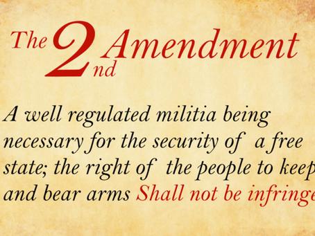 2nd Amendment Assault!