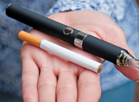New Bill: E-Cigarettes Outlawed in State