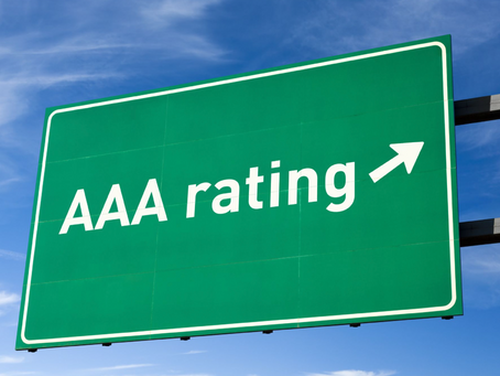 """Utah is """"AAA"""" Bond Rated – Nothing to Worry About?"""