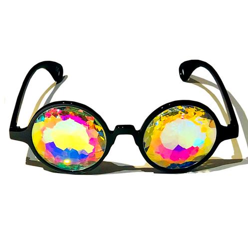 1d6ee977db97 Whirlpool Kaleidoscope Glasses (Black)