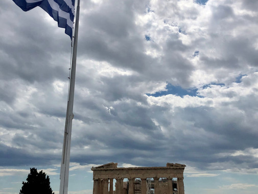 March 25th is the national day of Greece