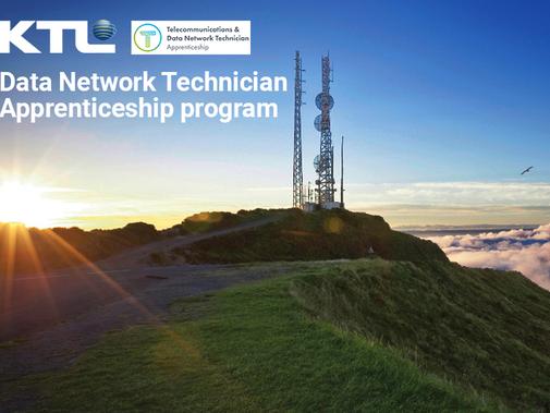 TELECOMMUNICATIONS & DATA NETWORK TECHNICIAN Apprenticeship