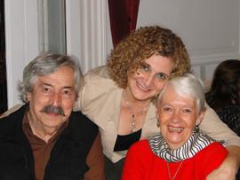 Gustavo Roldán y Laura Devetach