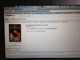 LOS SAPOS ya están para leer (en PDF) en línea