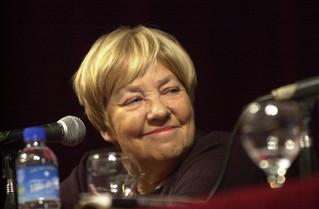 M.E. Walsh- 14 setiembre 2001 Feria del Libro de Córdoba