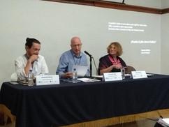 Con Edoardo Barletta y Fernando Reatti