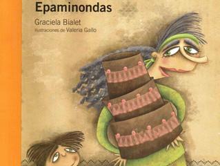 EPAMINONDAS. Ilustrado por Valeria Gallo.