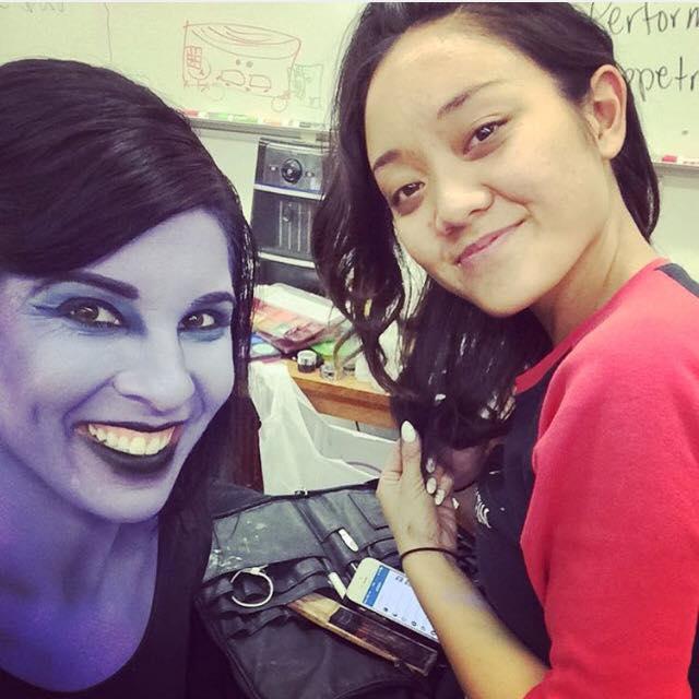 Makeup Department Head