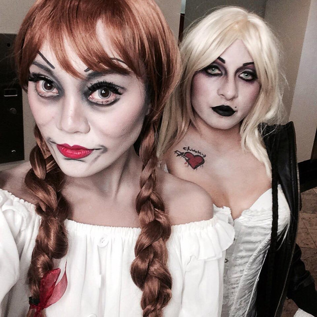 Annabelle & Chucky's Bride
