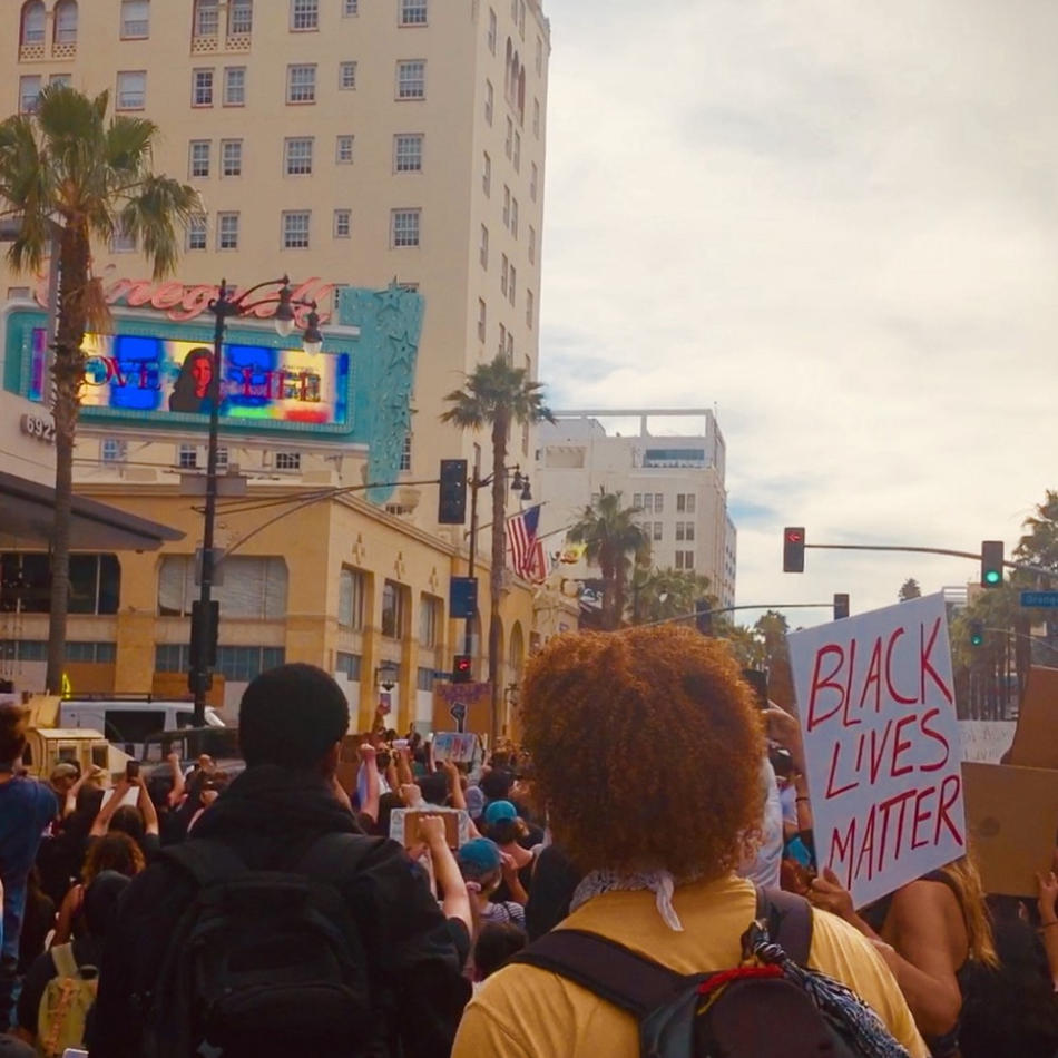 Black Lives Matter Protests Are Not Your Photo Op Backdrop