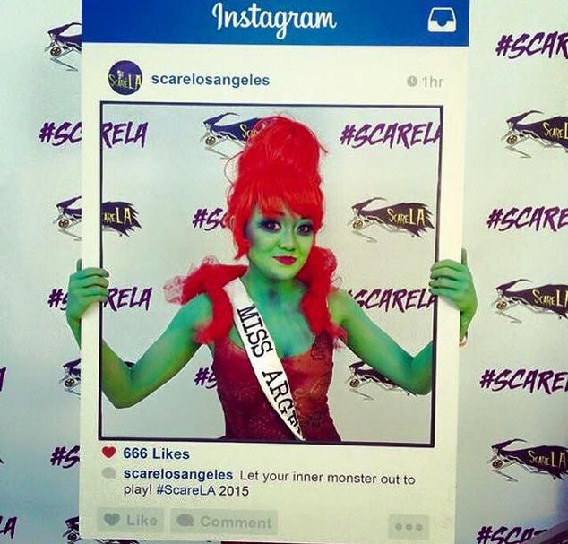 Miss Argentina (Beetlejuice)