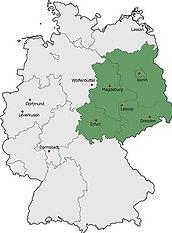 sachsen, thüringen, brandenburg