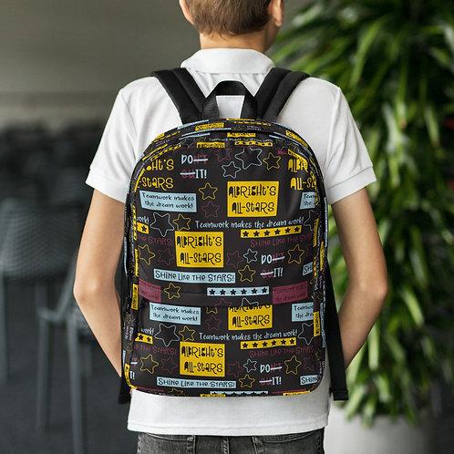 Custom Backpack - Albright All Stars