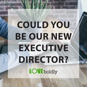 Executive director job position