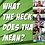 """Thumbnail: Recorded Webinar """"What the Heck Does That Mean?"""""""