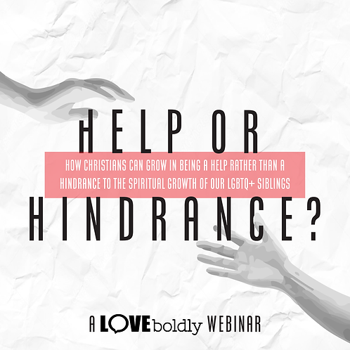 Help or Hindrance? with Aaron Munson