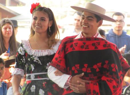 """Flamante Ganador de Regional de Cueca Escolar en la Región De O""""Higgins"""