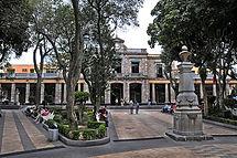 ALCALDÍA TLALPAN. Enlaces Turisticos