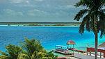 BACALAR. Laguna de 7 colores. Visite www.enlacesturisticos.com.mx/quintana-roo