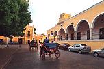 IZAMAL PALACIO MUNICIPAL. Enlaces Turisticos
