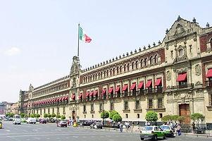 PALACIO NACIONAL. CIUDAD DE MEXICO. Paseos Virtuales