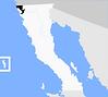 Ubicación geográfica de Tijuana. México