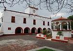 ZOCALO DE TLAYACAPAN, Morelos. Pueblo Mágico. Enlaces Turistico