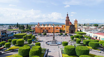 PLAZA INDEPENDENCIA. San Juan del Río, Querétaro. Enlaces Turisticos