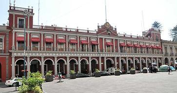PALACIO DE GOBIERNO DE XALAPA-ENRIQUEZ. CAPITAL DEL ESTADO DE XALAPA ENRIQUEZ, VERACRUZ. Enlaces Turisticos