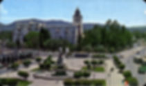 IXMIQUILPAN. Plaza Pricipal. www.enlacesturisticos.com.mx