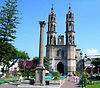 TEPIC, NAYARIT. CATEDRAL. Enlaces Turisticos