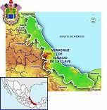 MAPA DE VERACRUZ www.enlacesturisticos.com