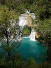 CENOTE AGUA AZUL en La Trinitaria, Chiapas. Enlaces Turisticos