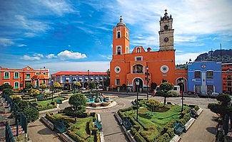 REAL DEL MONTE Pueblo Mágico. www.enlacesturisticos.com.mx