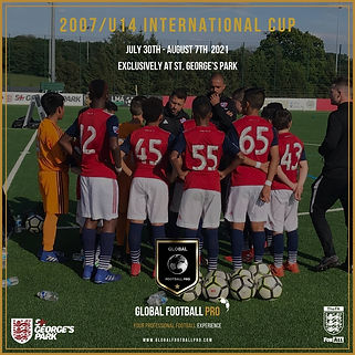 GFP U14 BOYS INT CUP