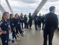 Vancouver Whitecaps Man City academy tour