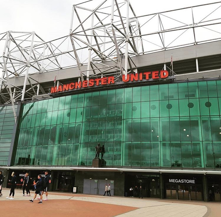 MUFC Stadium tour