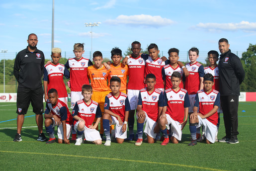 FC Dallas u12s