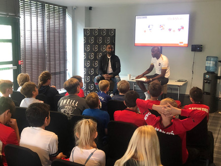 Andy Cole Q&A