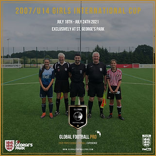 GFP U14 GIRLS CUP