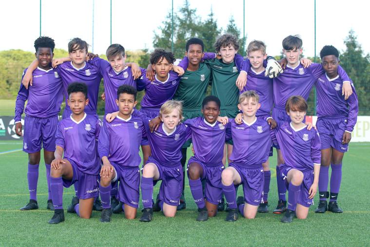 Stoke City u12s